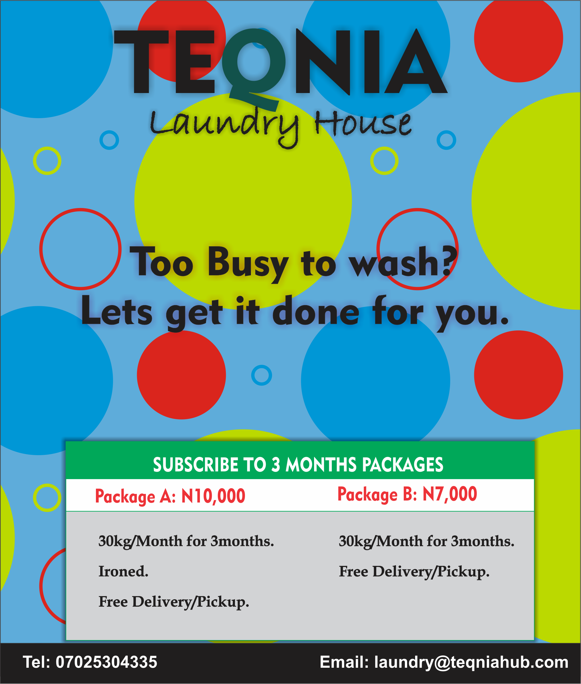 Teqnia-Laundry-Services